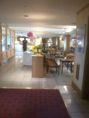 Cedar Court Hotel Huddersfield/Halifax: reception