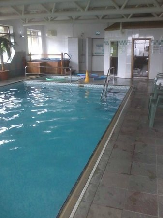 Cedar Court Hotel Huddersfield/Halifax: pool