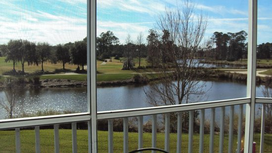 Grande Villas at World Golf Village: Quiet and Peaceful!