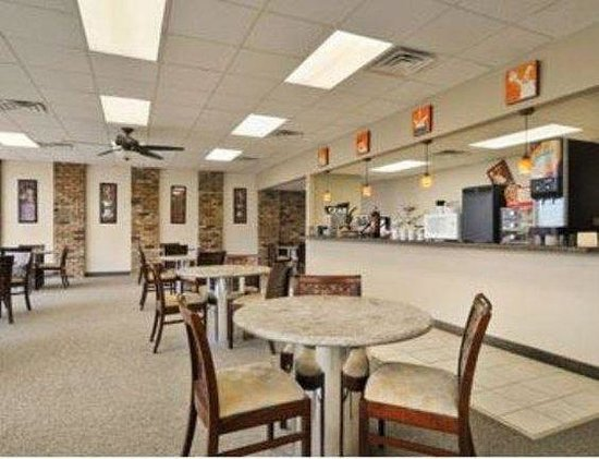University Inn College Station: Restaurant