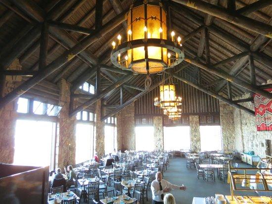 Grand Canyon Lodge - North Rim: Restaurante