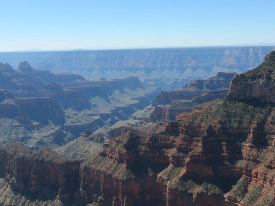 Grand Canyon Lodge - North Rim: Vista