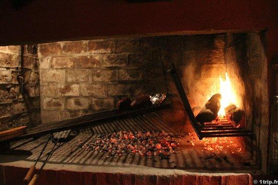El Galope Farm & Hostel: Le delicieux asado