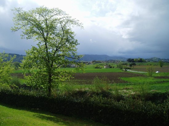 Borgo di Villa Castelletti: View of surroundings
