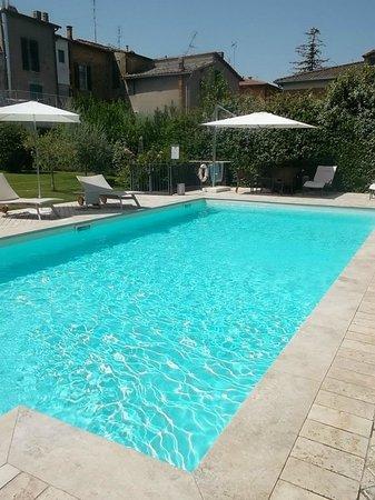 Hotel Al Grappolo d'Oro: la piscina