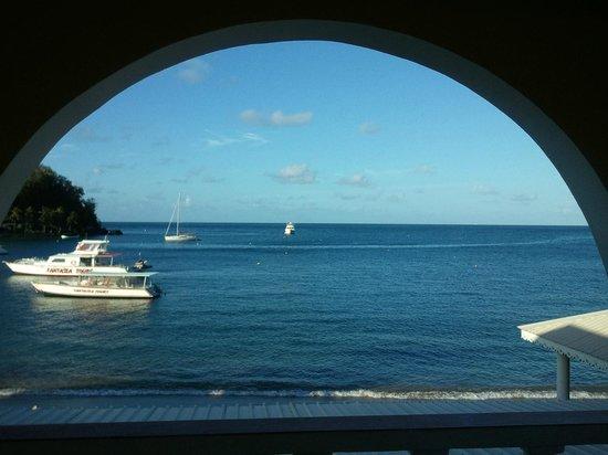 Paradise Beach Hotel: Room View