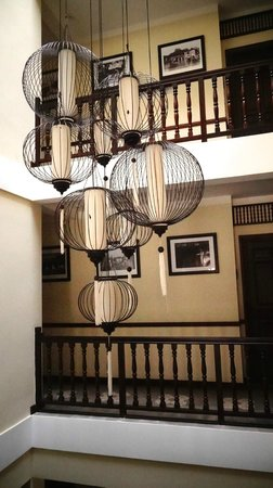 Little Hoian Boutique Hotel & Spa : hall
