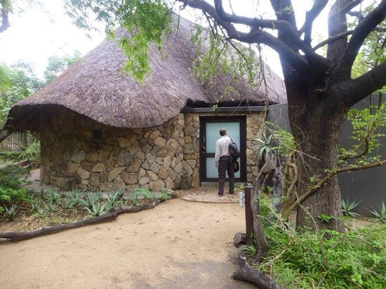 Chitwa Chitwa Private Game Reserve : Number one room at the lodge