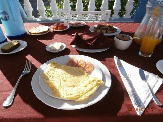 Casa Costa Azul: Beter dan hier heb ik niet gegeten in Cuba