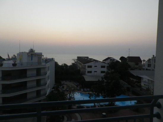 Cera Resort Chaam : vue de notre chambre