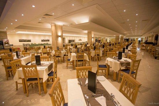 Soreda Hotel: Dining Room