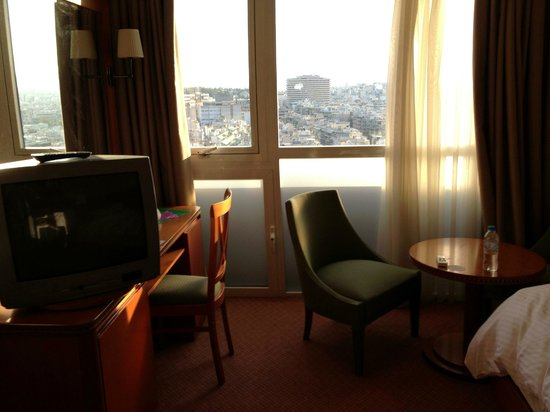 President Hotel: La vue depuis la chambre