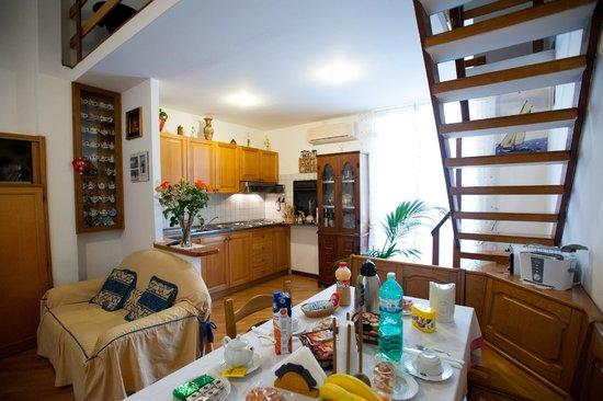 B&B Gelsomina: Cucina