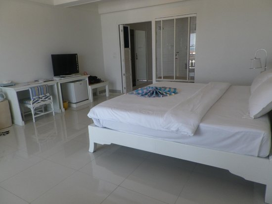 Cera Resort Chaam : chambre