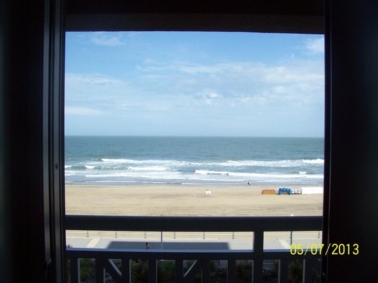 Ocean Beach Club: Room view