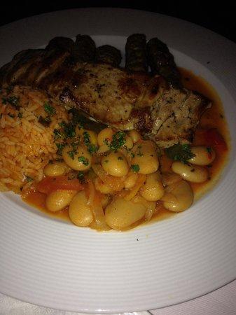 Esstaurant Mirko: Pollo Pollo mit Reis und Bohnen