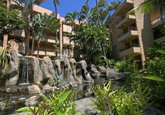 Paki Maui Resort: KoiPond