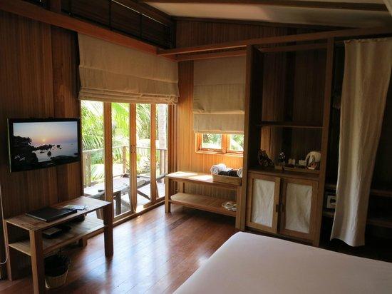 Haadtien Beach Resort : Hideaway villa