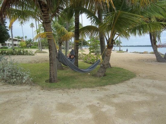 Gran Melia Golf Resort Puerto Rico : Beach area