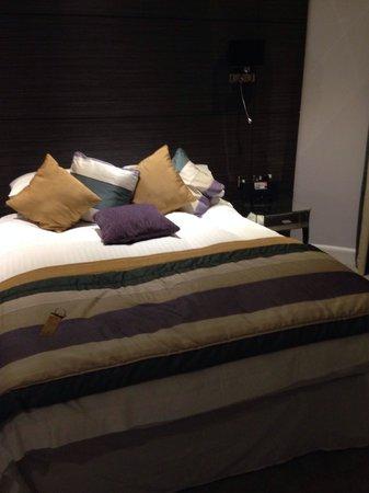Ferryhill House Hotel: Luxury bedroom