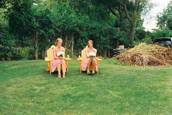 Howe Island B&B : relaxx