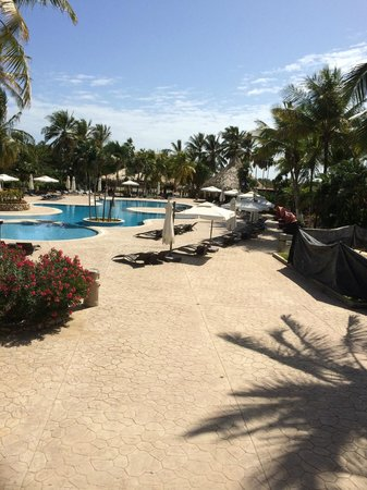 Hesperia Playa El Agua : Club Eden pool