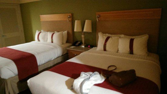Holiday Inn North Phoenix: Double beds