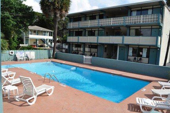 The Calypso Motel Myrtle Beach Sc