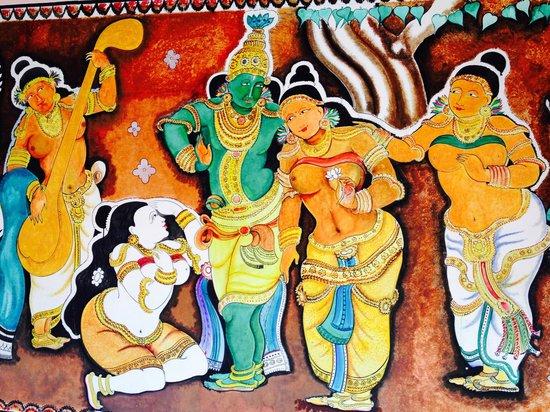 Athreya Ayurvedic Centre: Krishna