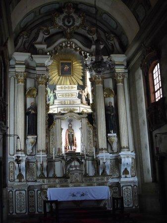 Bom Jesus Sanctuary and Church: Altar-Mor