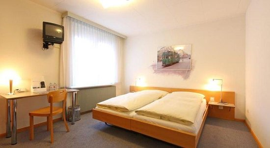 Hotel Munchnerhof: Single room