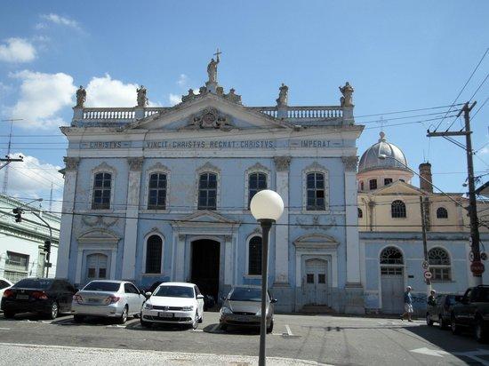 Bom Jesus Sanctuary and Church: Fachada