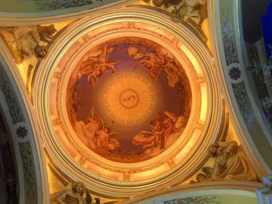 Bom Jesus Sanctuary and Church: Detalhe da cúpula