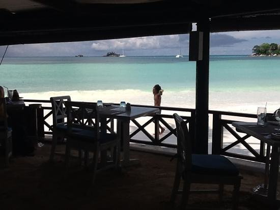 Paradise Sun : beautiful view from the dining room