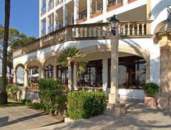 Hoposa Uyal Hotel: Exterior