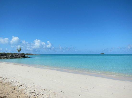 Fernandez Bay Village: the beach/bay