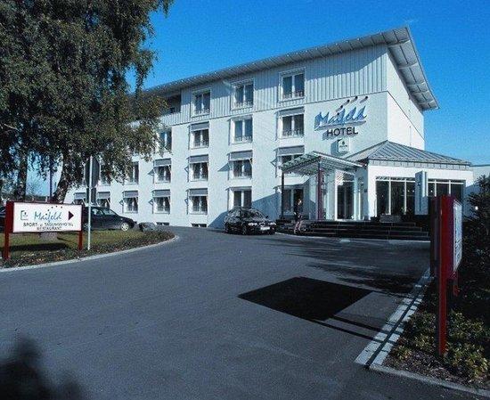 Maifeld Sport- und Tagungshotel: Exterior