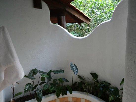 Playa Nicuesa Rainforest Lodge: The Bathroom