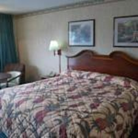 Best Motel Lakeland: Our King Bed Room
