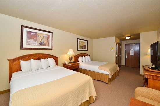 Lexington Hotel & Suites - Fountain Hills / North Scottsdale: Queen Beds Accessible