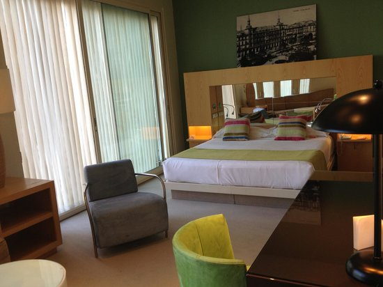 Hotel Room Mate Alicia : Bedroom suite