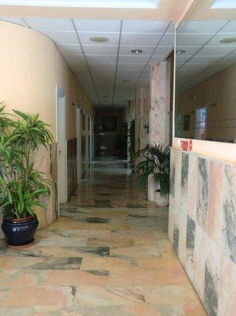 Hotel Betania : Lobby
