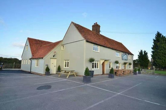Braintree, UK: The Bull at Blackmore End