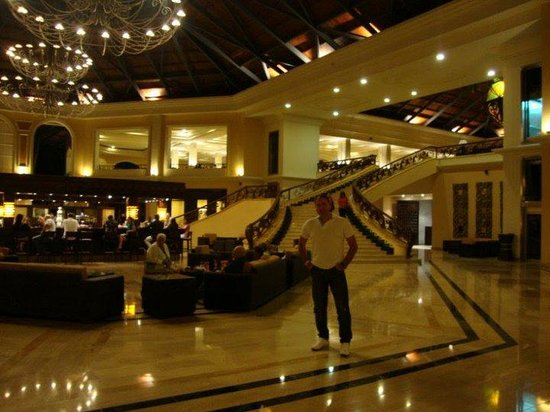 Majestic Elegance Punta Cana: Lobby