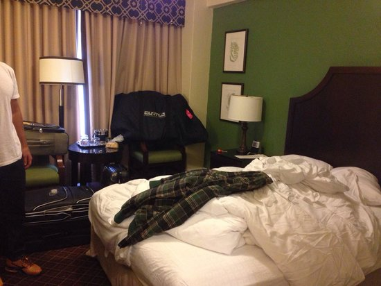 Chancellor Hotel on Union Square: Quarto 301