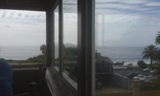 Big Fish Tavern: the view