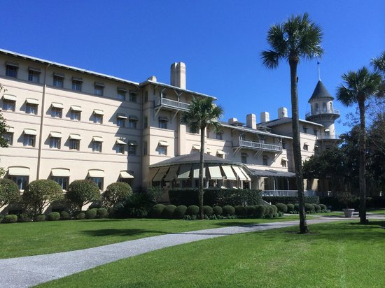 Grand Dining Room: Jekyll Island Hotel Club