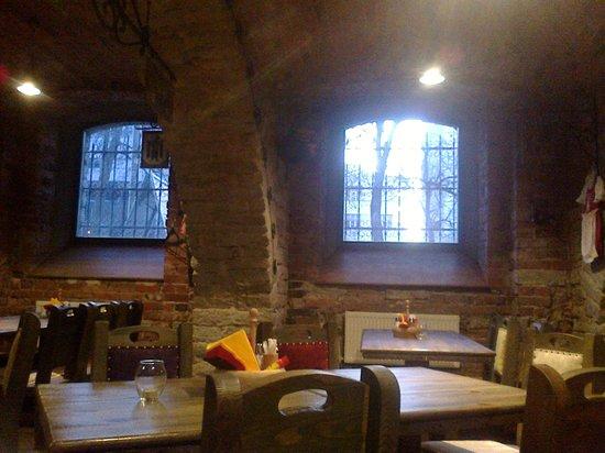 Hotel St. Barbara: Dining Area
