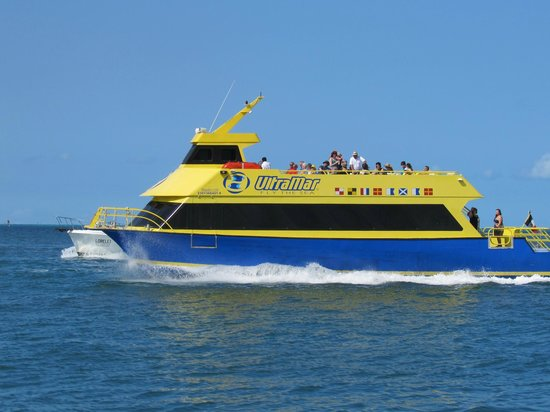 The Royal Cancun All Suites Resort: ferry to isle murles