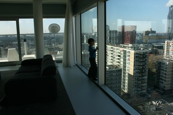 Urban Residences Rotterdam : View...